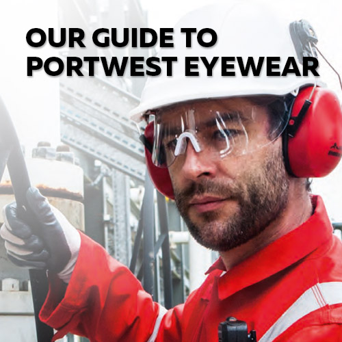 Our guide to portwest goggles