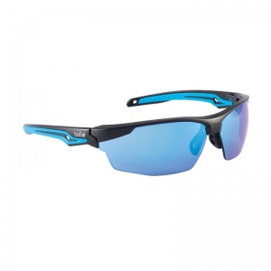 Bollé Tryon Flash Blue Safety Glasses TRYOFLASH