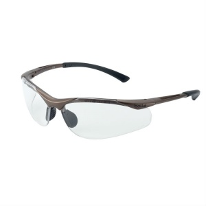 Bollé Contour Clear Safety Glasses CONTPSI