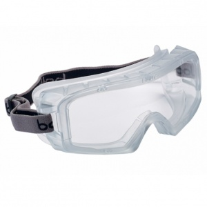 Bollé Coverall Sealed Safety Goggles COVERSI
