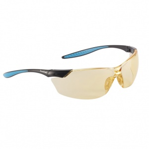Bollé Mamba Yellow Lens Safety Glasses MAMPSJ