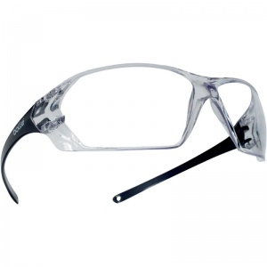 Bollé Prism Clear Safety Glasses PRIPSI