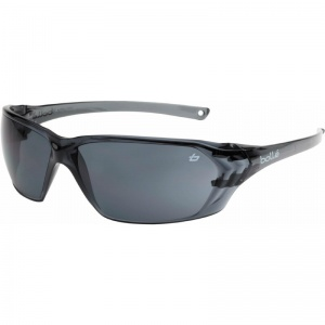 Bollé Prism Smoke Lens Safety Glasses PRIPSF