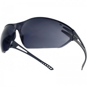 Bollé Slam Smoke Lens Safety Glasses SLAPSF