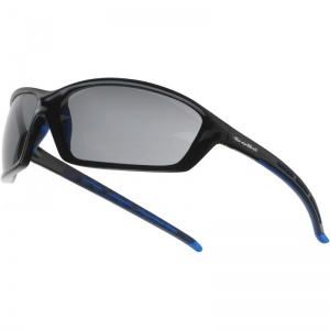 Bollé Solis Smoke Lens Safety Glasses SOLIPSF