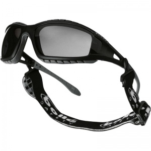 Bollé Tracker Smoke Lens Safety Glasses TRACPSF
