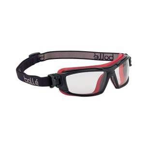 Bollé ULTIM8 Clear Safety Goggles ULTIPSI