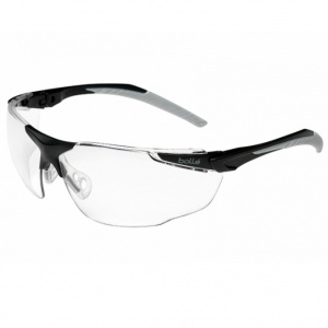 Bollé Universal Clear Safety Glasses UNIPSI