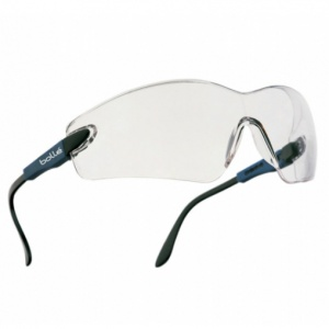 Bollé Viper Anti-Fog Clear Safety Glasses VIPPSI