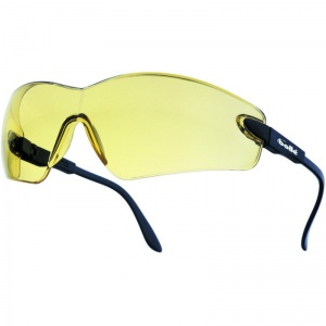 Bollé Viper Yellow Safety Glasses VIPPSJ