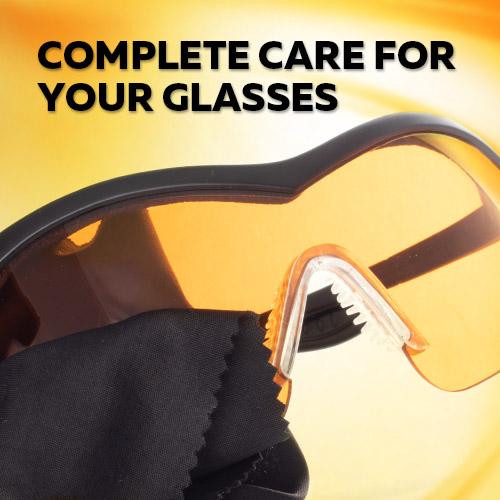 Care Kit for Safety Glasses