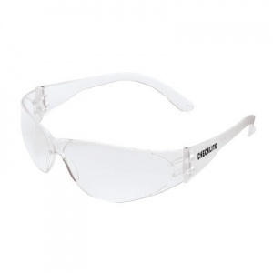 MCR Safety Checklite Clear Safety Glasses CEENCL110