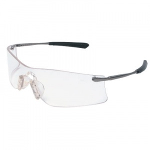 MCR Safety Rubicon Clear Safety Glasses CEENT411OAF