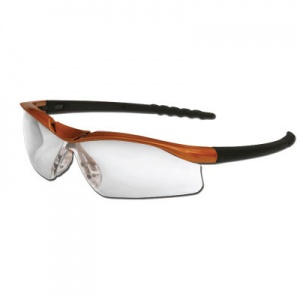 MCR Safety Dallas Clear Safety Glasses CEENDL210AF