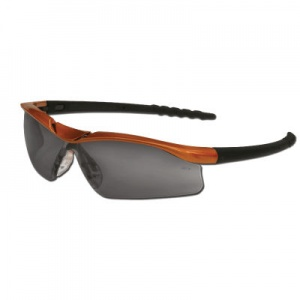 MCR Safety Dallas Grey Lens Safety Glasses CEENDL212AF