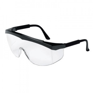 MCR Safety Stratos Clear Safety Glasses CEENSS110
