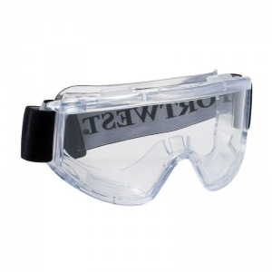Portwest Clear Challenger Safety Goggles PW22CLR