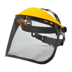 Portwest Browguard with Mesh Visor PW93BKR