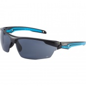 Bollé Tryon Smoke Safety Glasses TRYOPSF