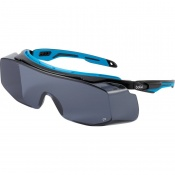 Bollé Tryon Smoke Safety Glasses TRYOTGPSF