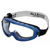 Bollé Atom Safety Goggles with Foam Edge ATOFAPSI