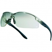 Bollé AXIS Contrast Lens Safety Glasses AXCONT