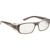 Bollé B808 Clear Safety Glasses B808BLPSI