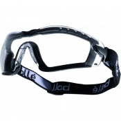 Bollé Cobra Clear Foam Safety Goggles COBFSPSI