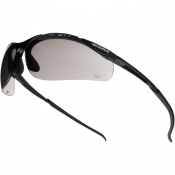 Bollé Contour Smoke Lens Safety Glasses CONTPSF