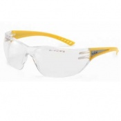 Bollé Slam Hi-Vis Safety Glasses SLAHIVI