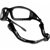 Bollé Tracker Clear Safety Glasses TRACPSI