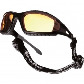 Bollé Tracker Yellow Lens Safety Glasses TRACPSJ