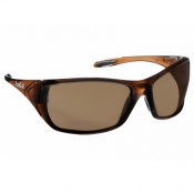 Bollé Voodoo Brown Safety Glasses VODBPSB