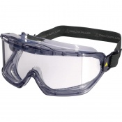 Delta Plus Galeras Clear Safety Goggles