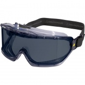Delta Plus Galeras Smoke Safety Goggles