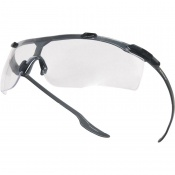 Delta Plus Kiska Clear Anti-Static Safety Glasses