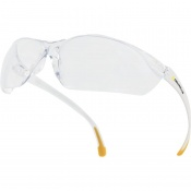 Delta Plus Meia Clear Safety Glasses