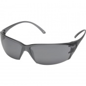 Delta Plus Milo Smoke Safety Glasses