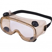 Delta Plus Ruiz 1 Clear Acetate Safety Goggles