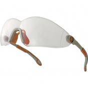 Delta Plus Vulcano2 Clear Safety Glasses
