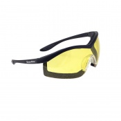 Guard Dogs PureBreds Xtreme 1 Golden Safety Glasses