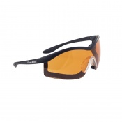 Guard Dogs PureBreds Xtreme 1 Amber Safety Glasses