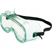 Honeywell LG20 1005509 Anti-Scratch Clear Ventilated Safety Goggles