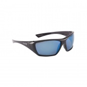 Bollé Hustler Polarised Blue Safety Glasses HUSTFLASH