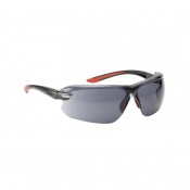 Bollé Iri-s Smoke Safety Glasses IRIPSF