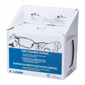 Glasses Care Kit with Leader Lens Cleaning Station and Microfibre Bag