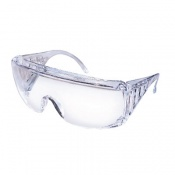 MCR Safety Yukon Clear Safety Glasses CEEN9800