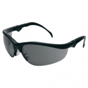 MCR Safety Klondike Plus Grey Lens Safety Glasses CEENKD312AF