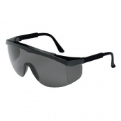 MCR Safety Stratos Smoke Lens Safety Glasses CEENSS112