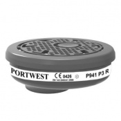Portwest P3 Particle Filter Bayonet Connection P941BRR (Pack of 6 Filters)